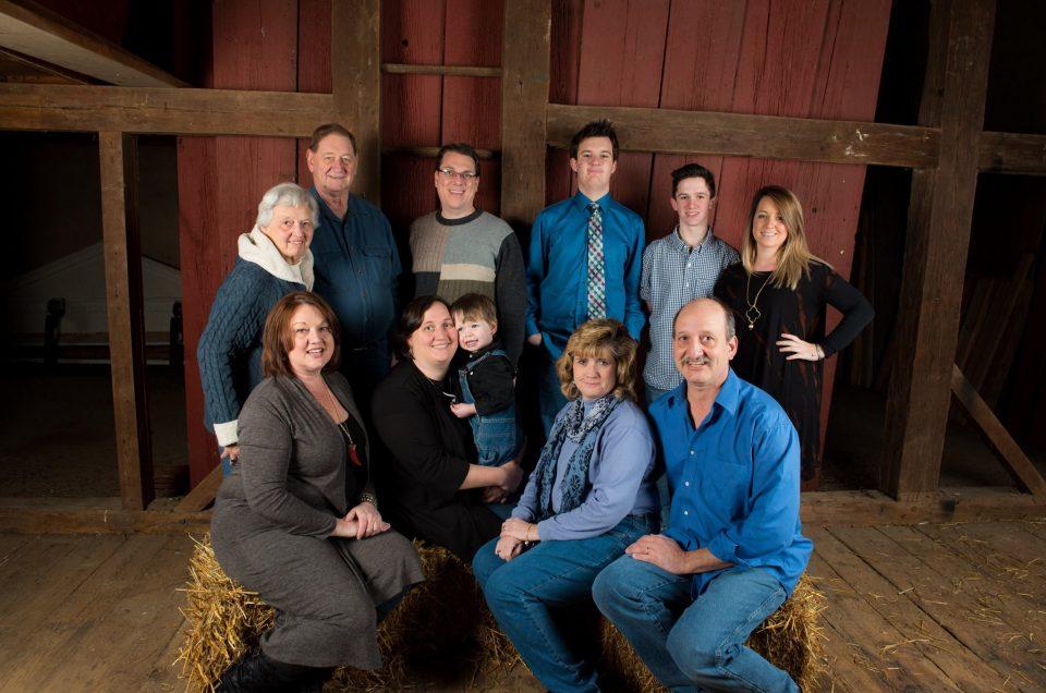 Debbie Spangler Family