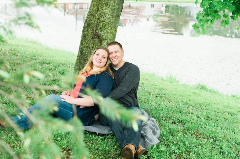 Dustin & Jill Engaged