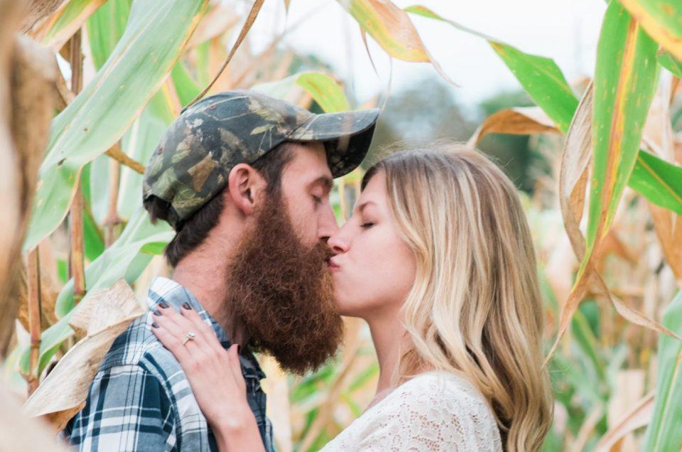 Brad & Jessica Engaged