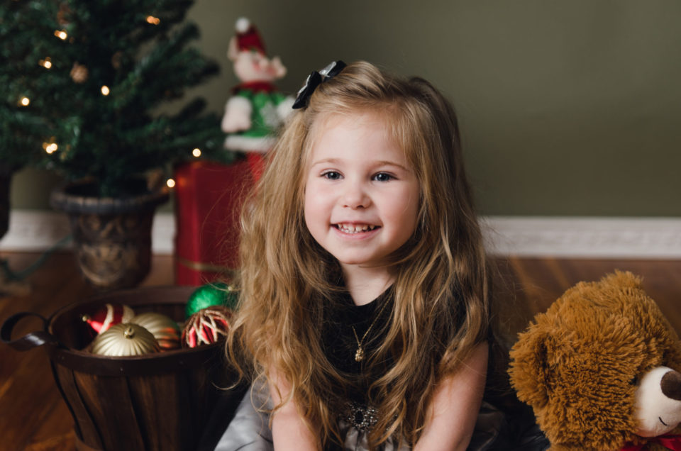 Evie Christmas