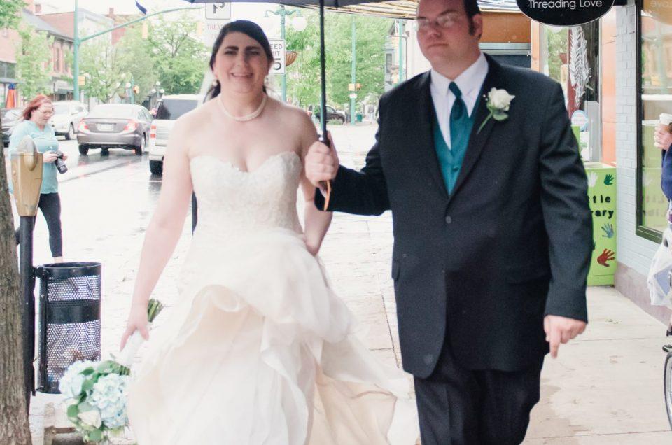 Blue & Elizabeth Married